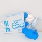 Blue Molding Dough