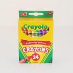 24 Pack of Crayola Crayons